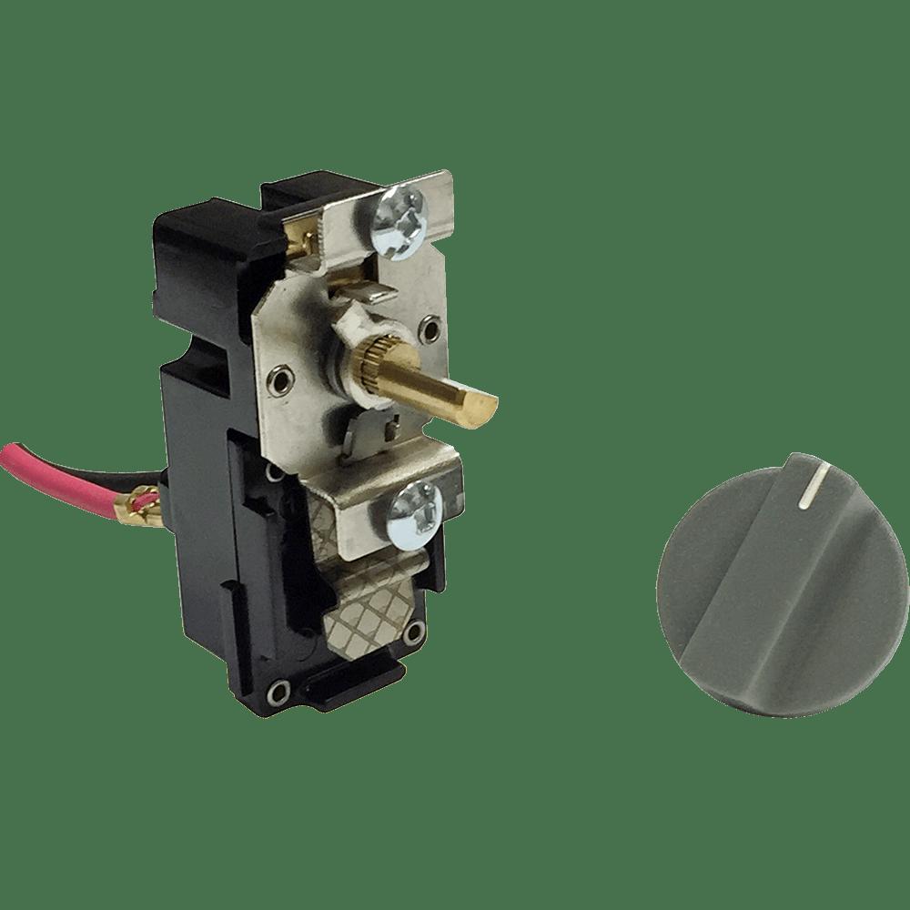 King Electric Eft1 Single Pole Thermostat Kit