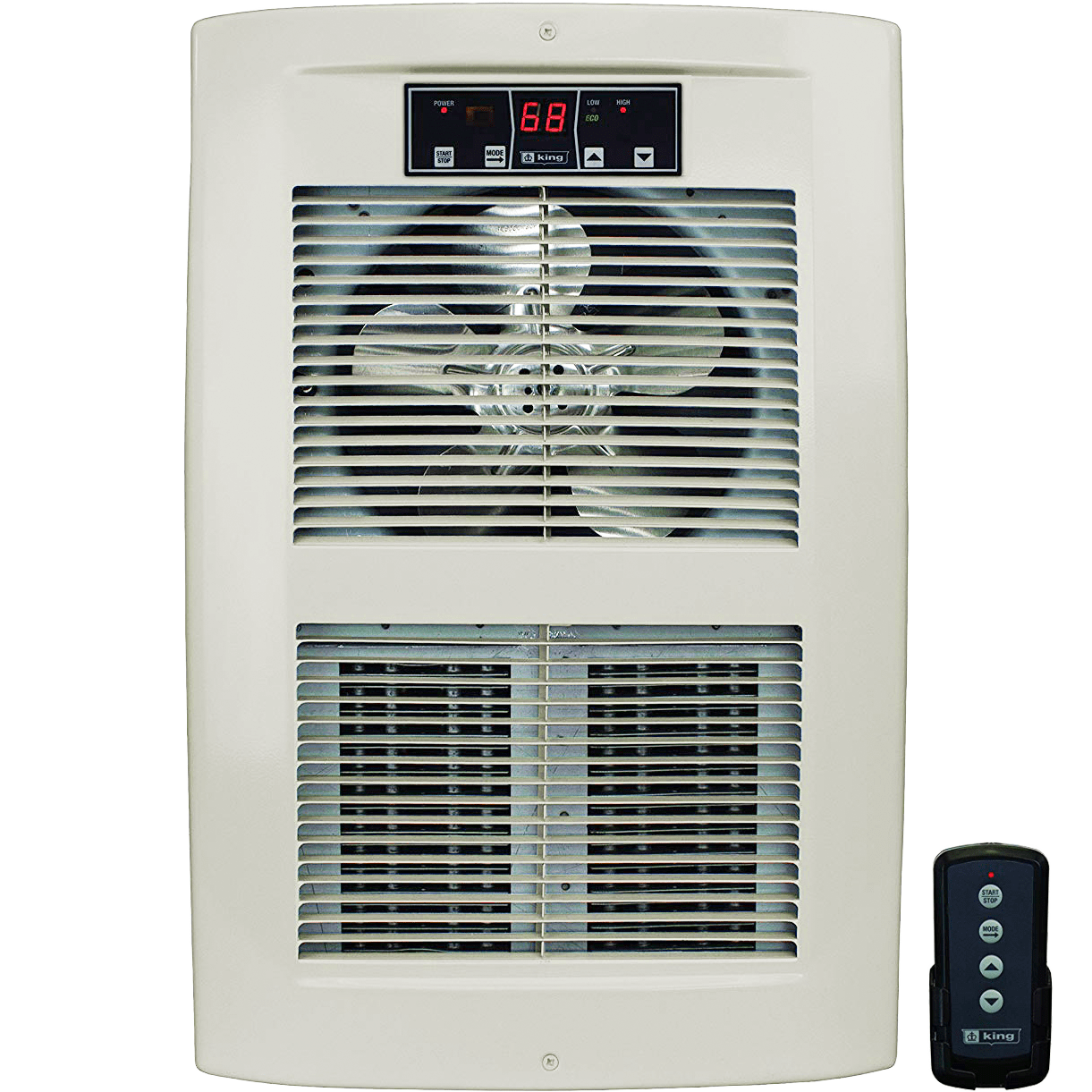 King Electric LPW ECO2S Electronic Smart Heater