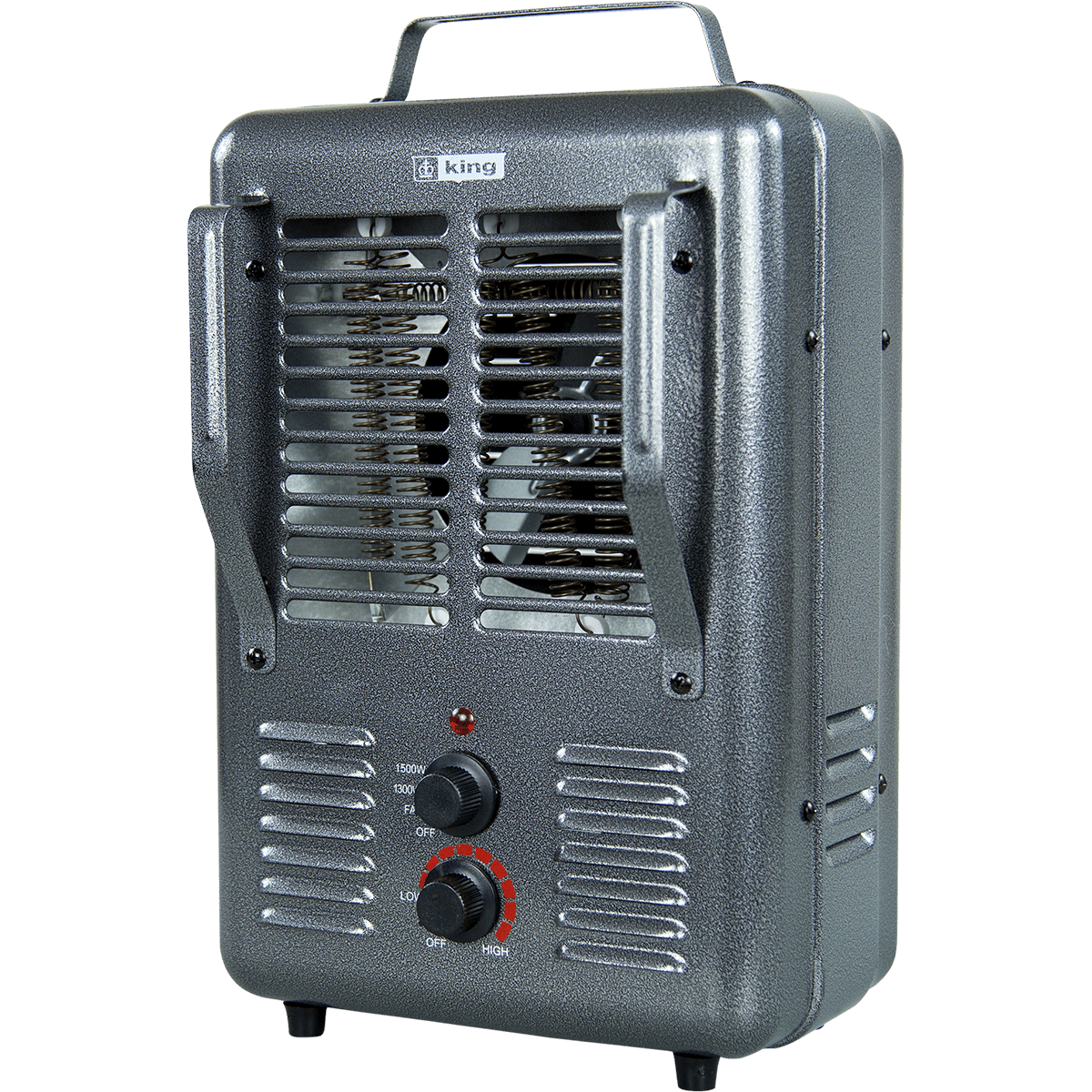 King Electric PHM-1 Portable Milkhouse Utility Heater ...