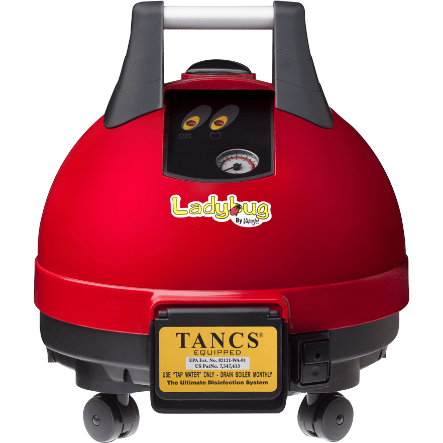 Ladybug 2200ST Vapor Steam Cleaner