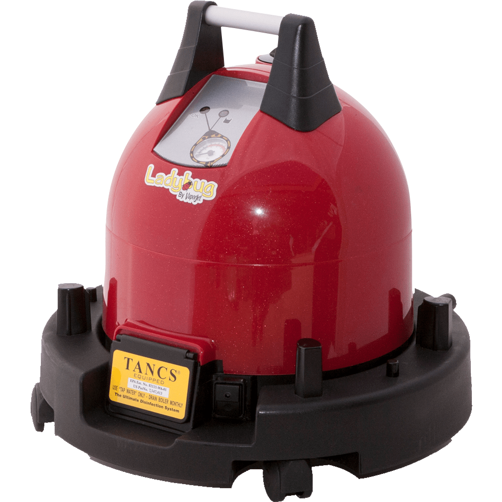 Ladybug XL2300 TANCS Steam Cleaner