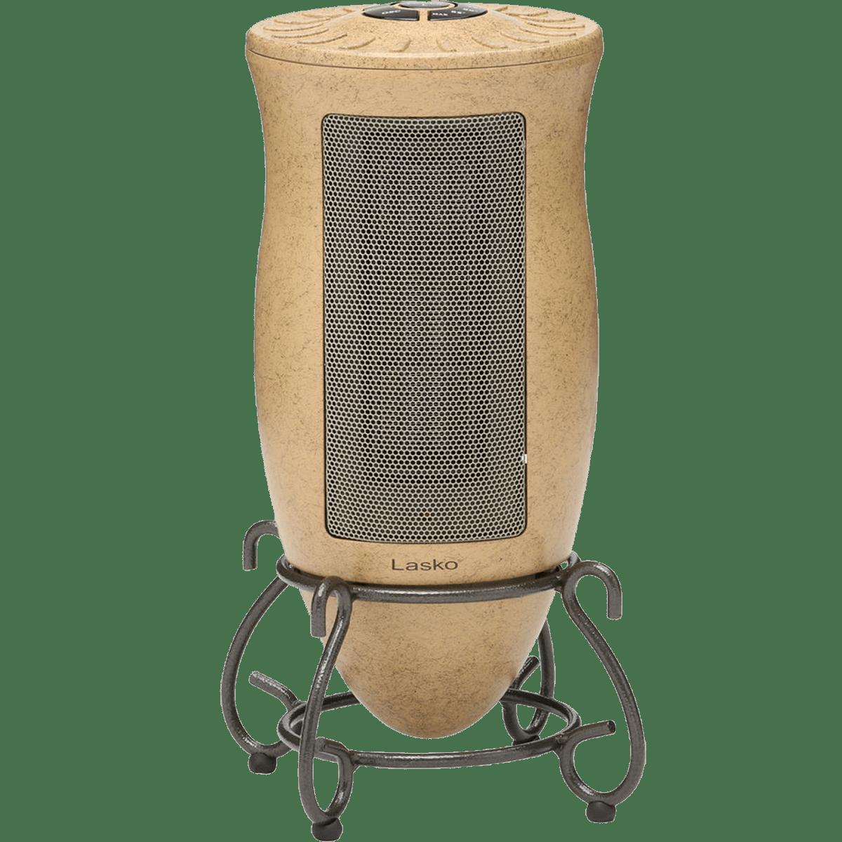Lasko Designer Series Oscillating Ceramic Heater   Front