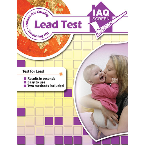 Building Health Check Leadcheck Lead Test Kit