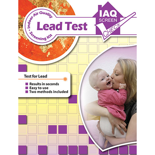 Building Health Check Leadcheck Lead Testing Kit