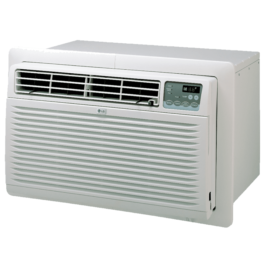 Through the wall air conditioner with heater - Lg Lt1016cer 9 800 Btu Through The Wall Air Conditioner