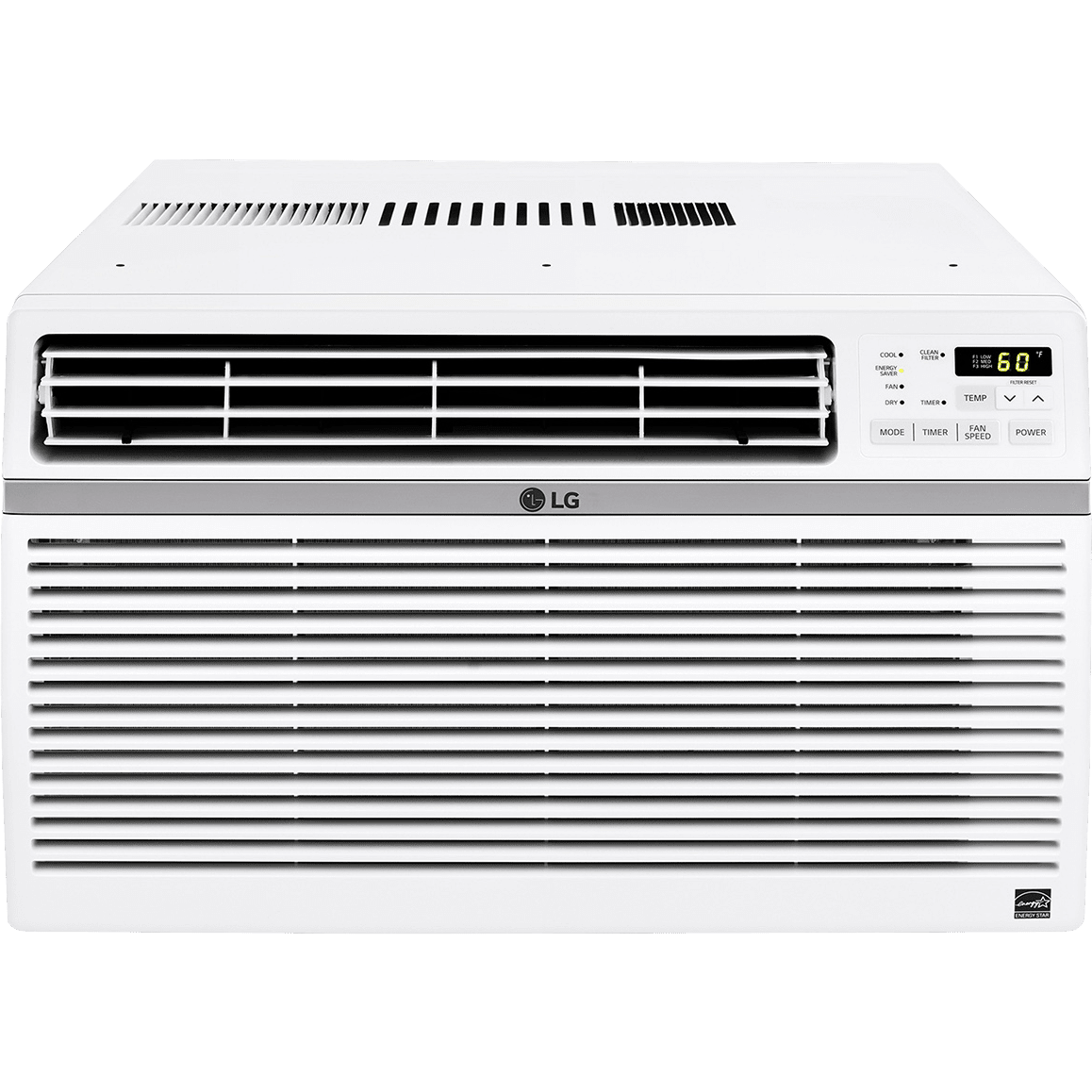 Lg Lw1216er 12 000 Btu Window Air Conditioner Sylvane
