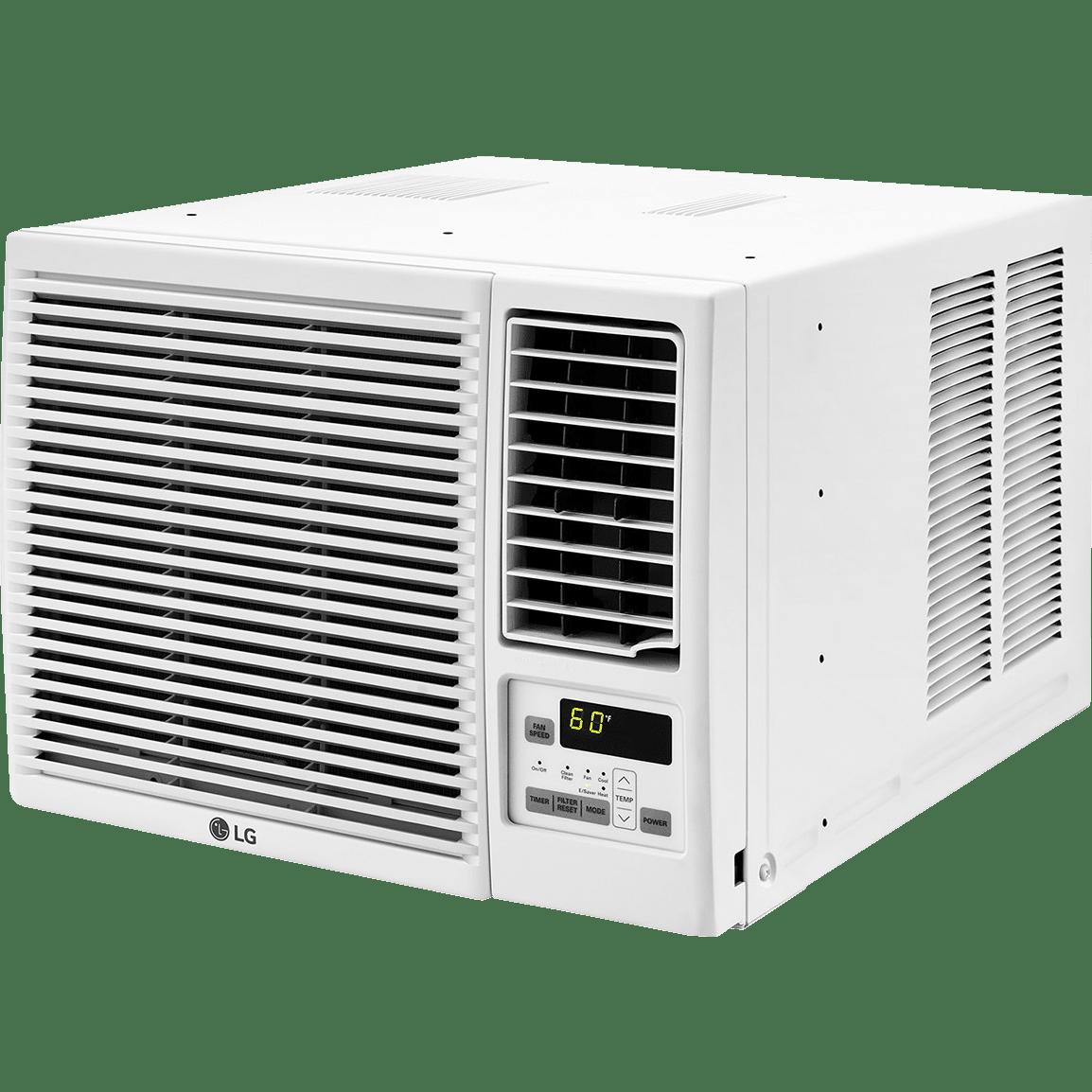 Lg Lw1216hr 12 000 Btu Window Air Conditioner Sylvane