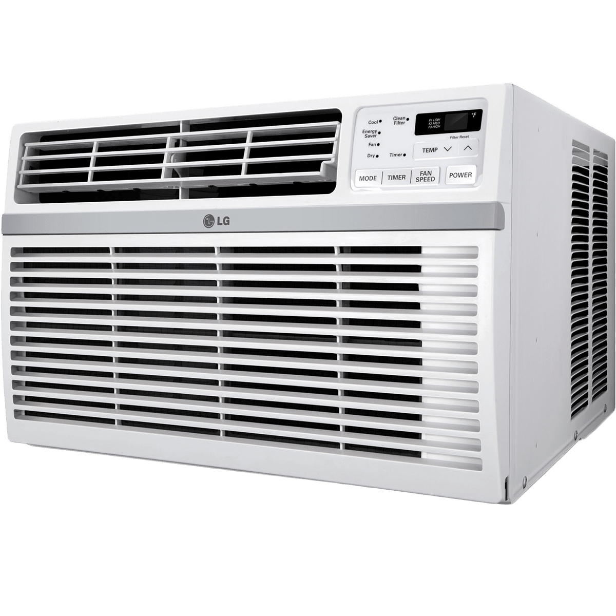 Lg 18 000 Btu Window Ac W Electronic Controls Sylvane