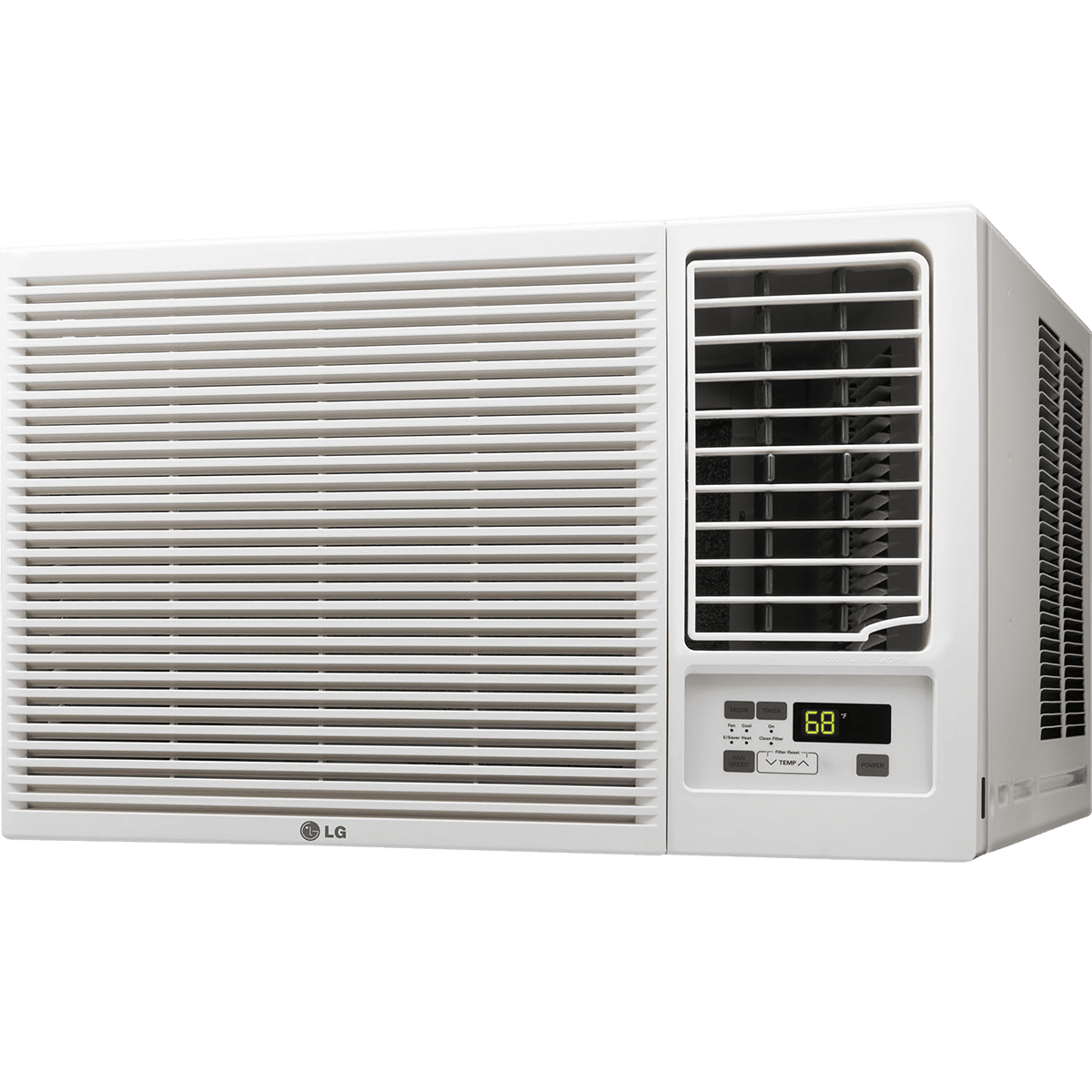 lg heating/cooling 18,000 btu window ac | sylvane