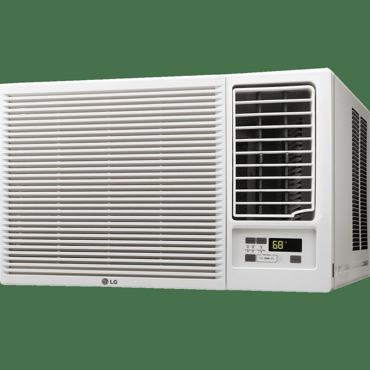LG LW1816HR 18,000 BTU Window AC w| Heating and Cooling