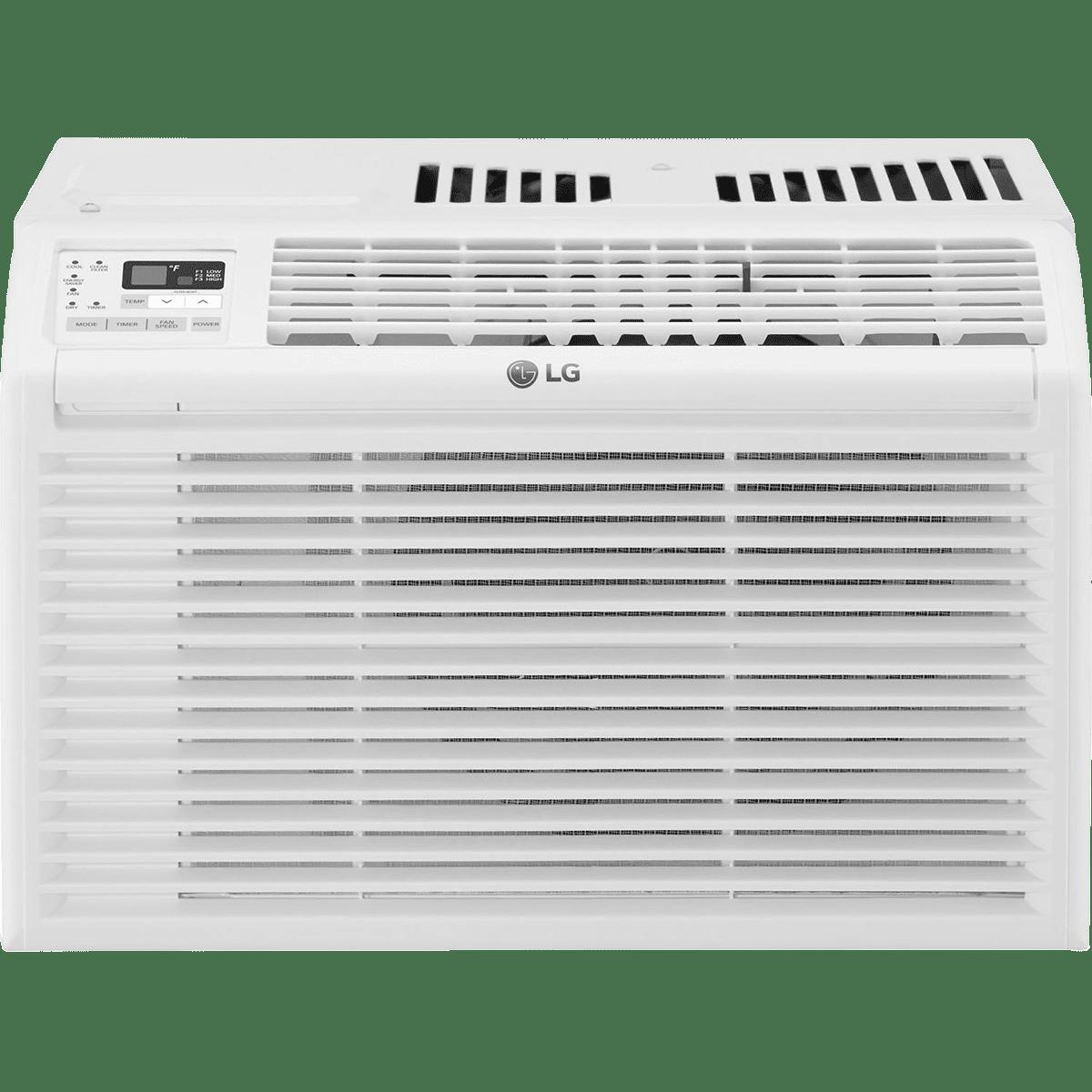 LG 6,000 BTU Window Air Conditioner