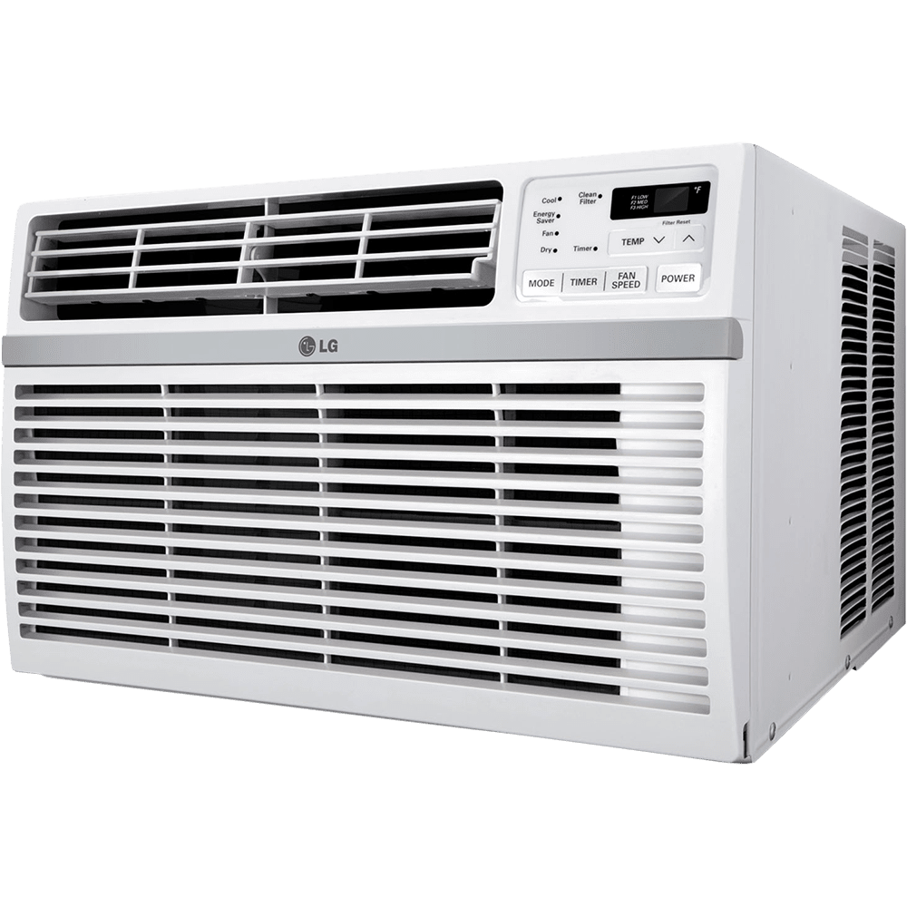 LG 8,000 BTU Window Air Conditioner (LW8016ER) lg7670
