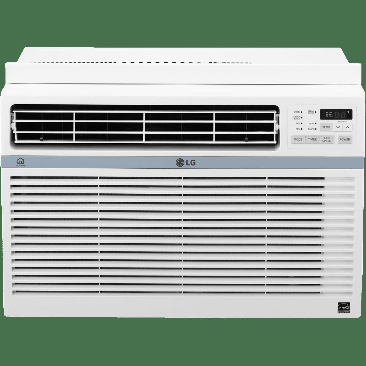 LG LW8017ERSM 8,000 BTU Window AC w| Wi-Fi Controls