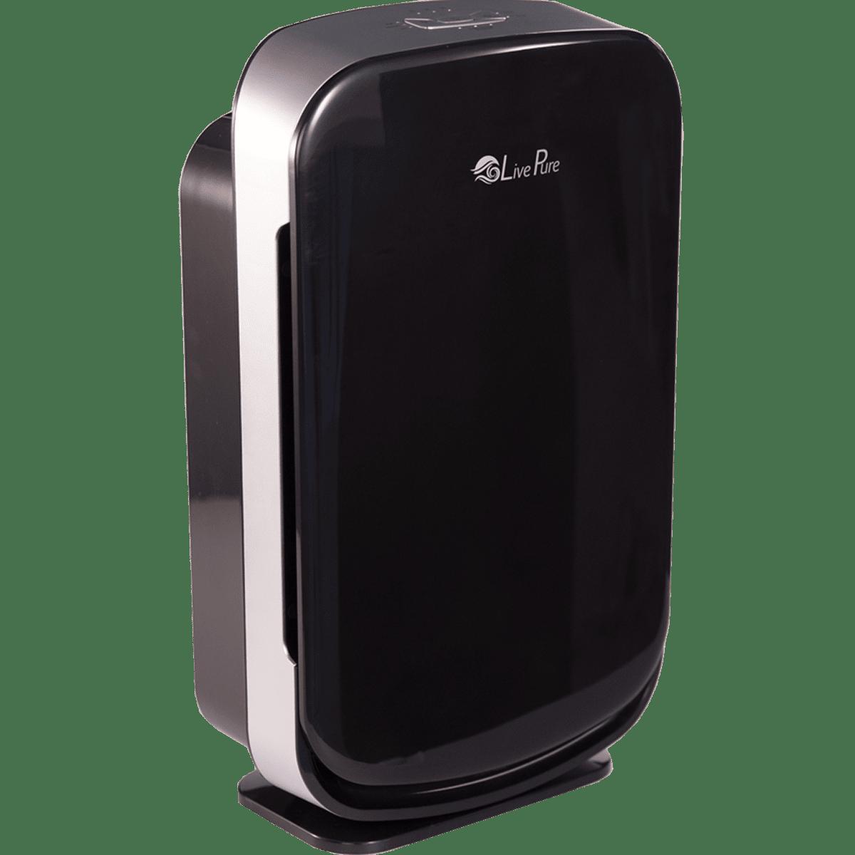 LivePure Aspen Series Medium Console Air Purifier li7137