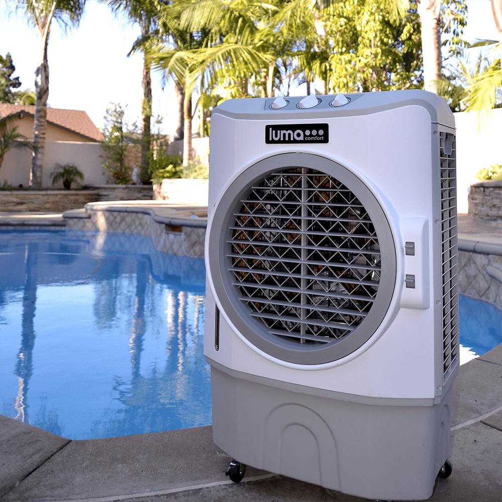 Luma Comfort Ec220w Evaporative Swamp Cooler