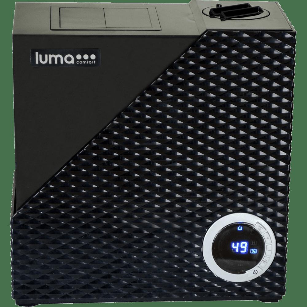 Luma Comfort HCW10B Cool and Warm Mist Humidifier lu3008