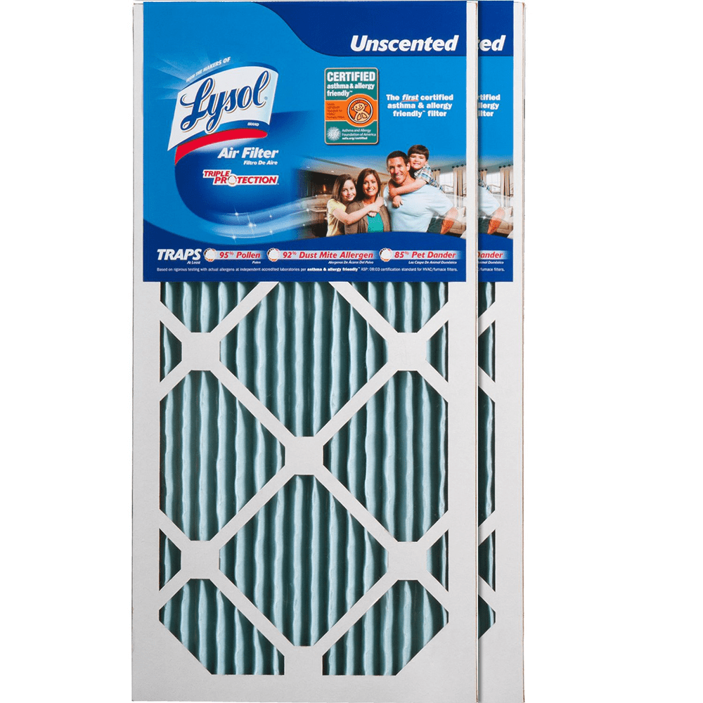 Lysol Triple Protection Furnace Air Filters ly4768