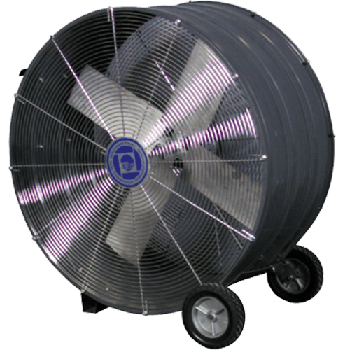Portable Blower Fans : Marley portable direct drive fans free shipping sylvane