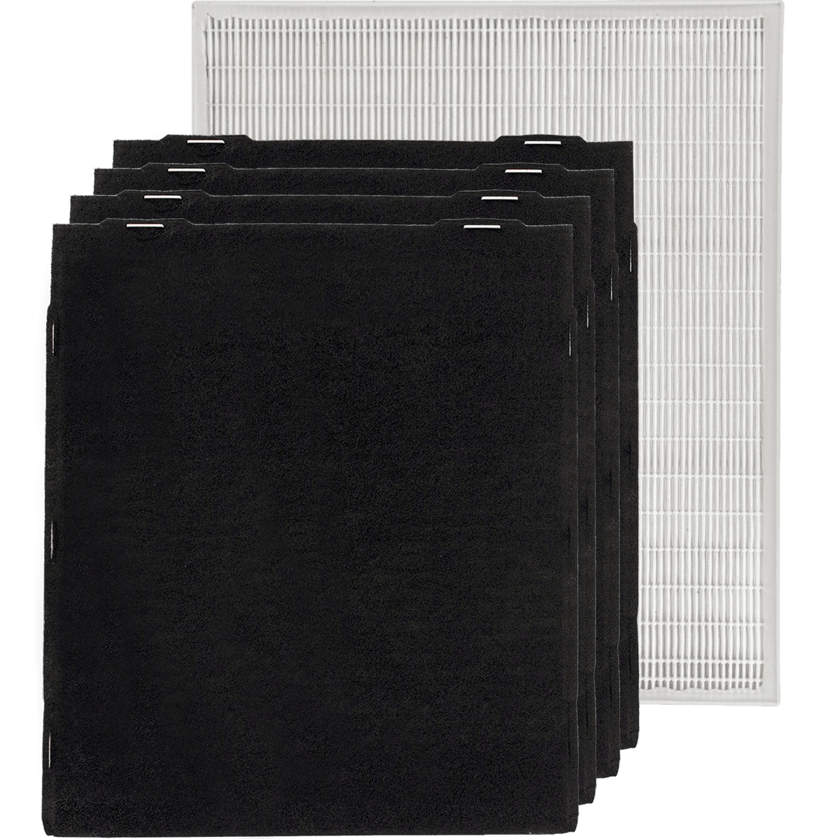 Filter-Monster Replacement Filter Kit for Whirlpool 450, 451, & 510 Air Purifiers wh6375k