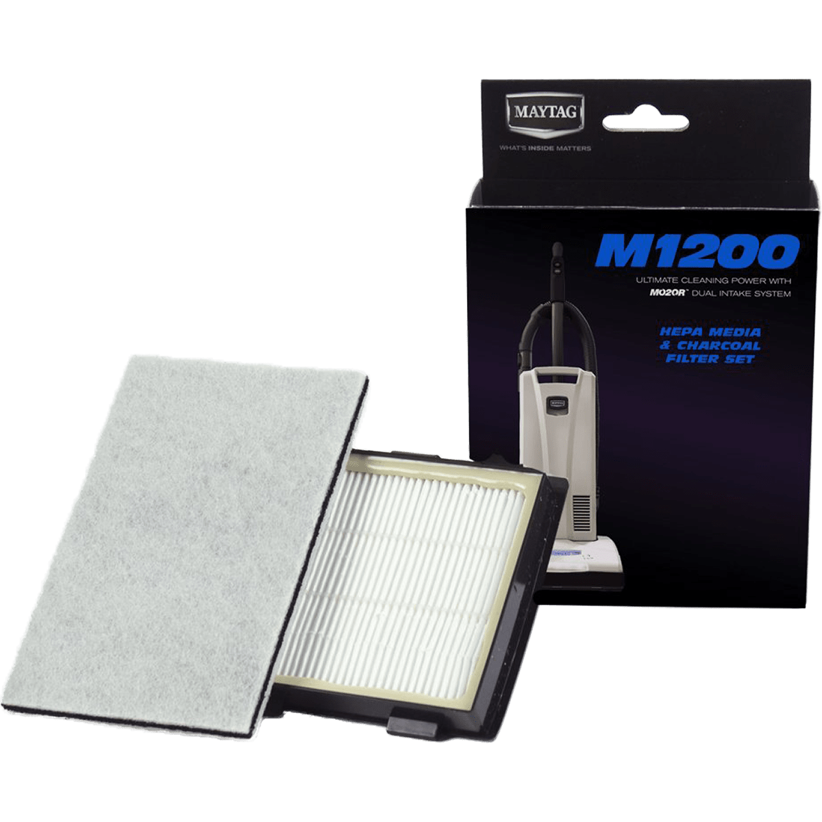 M1200 HEPA Media Filter Set ma5484