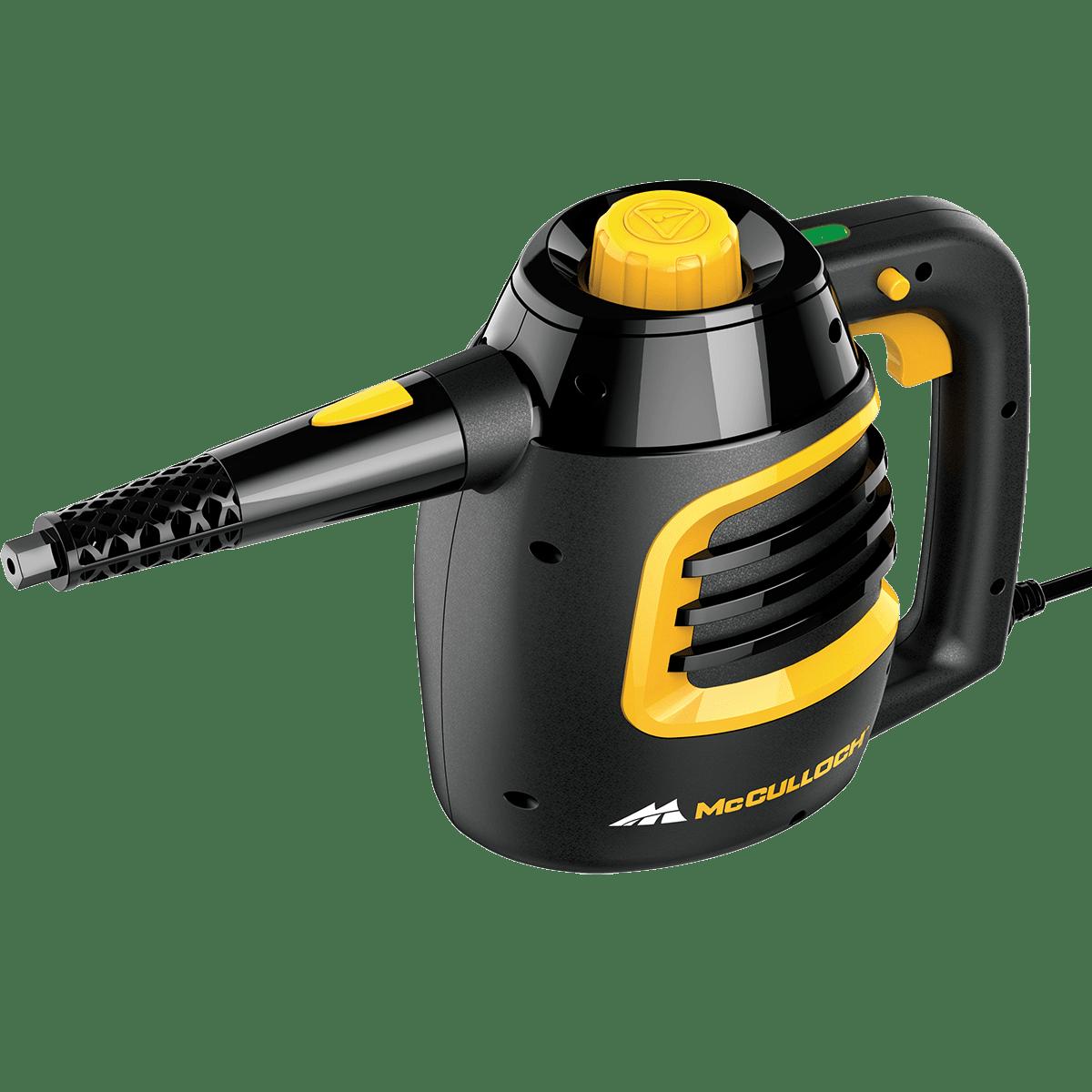 Mcculloch Mc1230 Handheld Steam Cleaner Sylvane