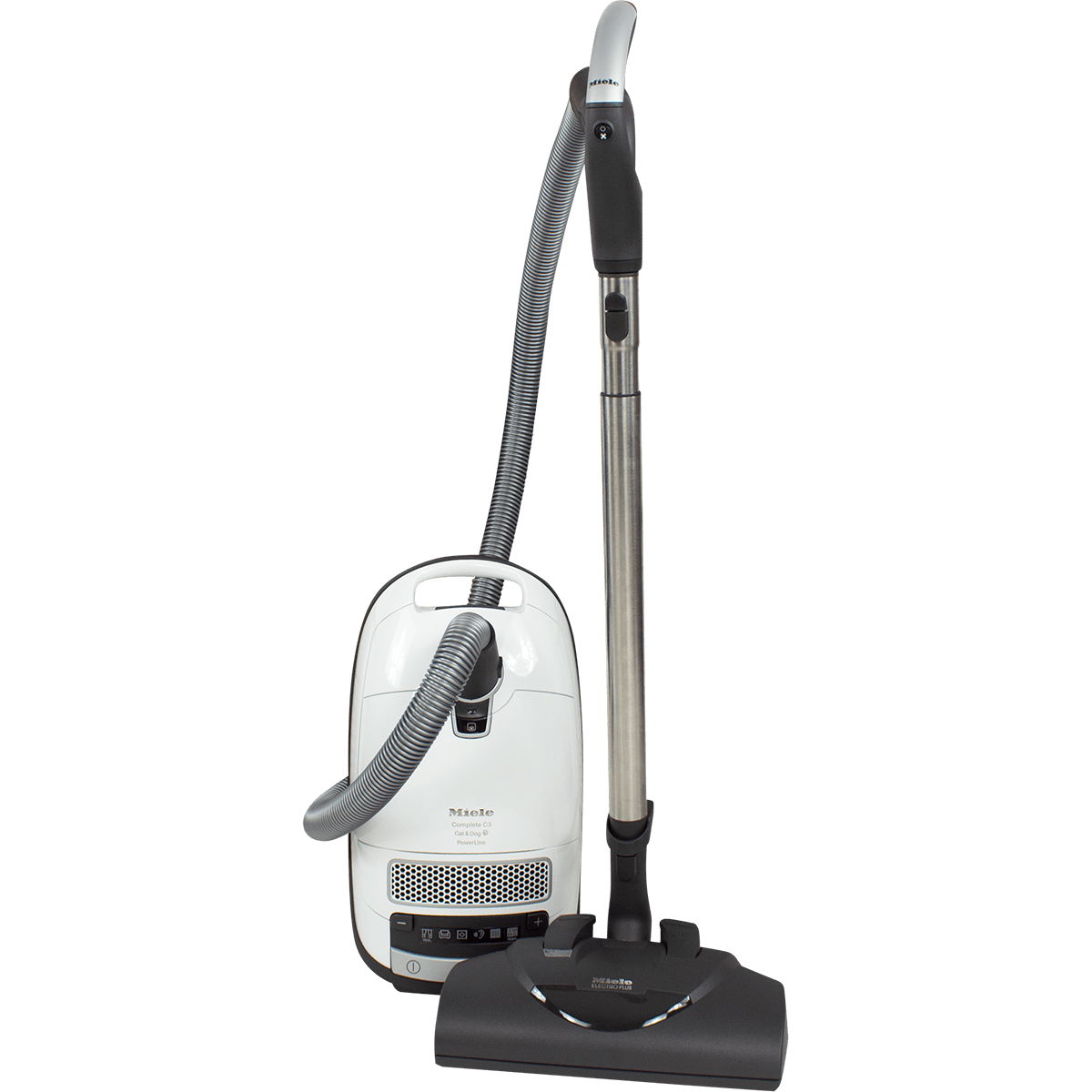 Miele Complete C3 Cat & Dog PowerLine Canister Vacuum mi3101