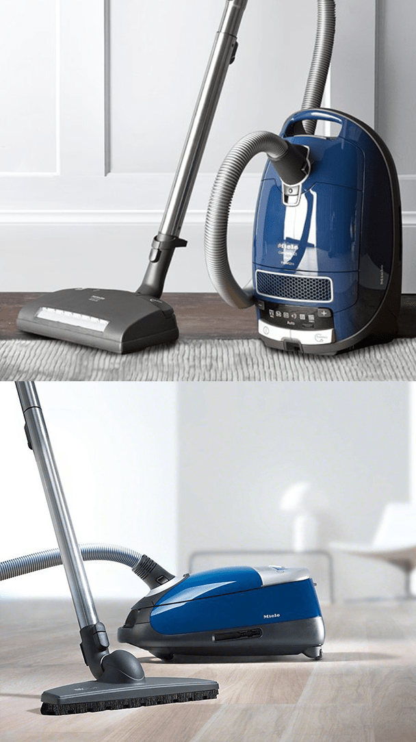 Miele Complete C3 Marin Powerline Canister Vacuum Sylvane
