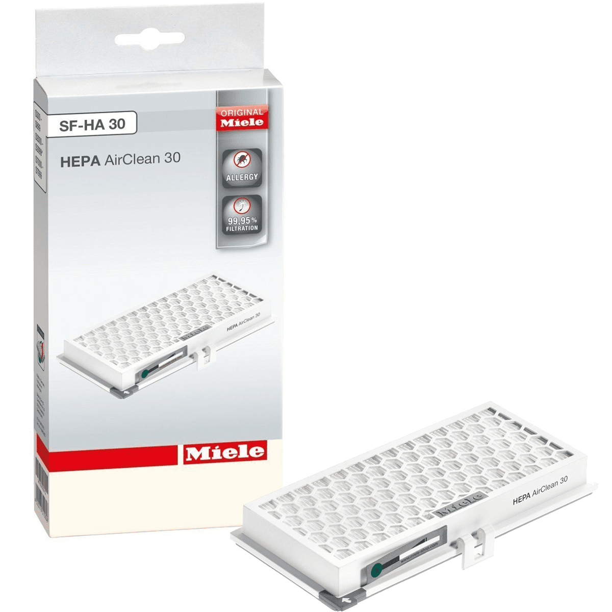Miele HA 30 Active HEPA Filter (C1 / S2 / S7) mi3574