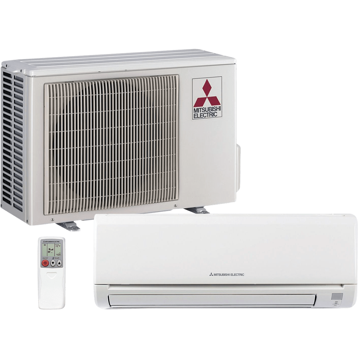 Mitsubishi 12,000 BTU Mini-Split Air Conditioner (MY-GL12NA) mi6206k
