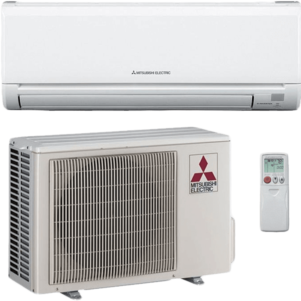 Mitsubishi 12 000 Btu Ductless Mini Split Heat Pump Sylvane