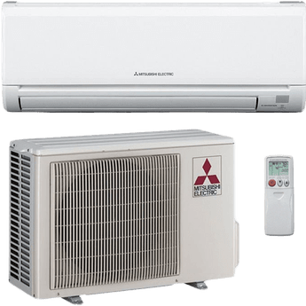 Mitsubishi 15 000 Btu Ductless Mini Split Heat Pump Sylvane