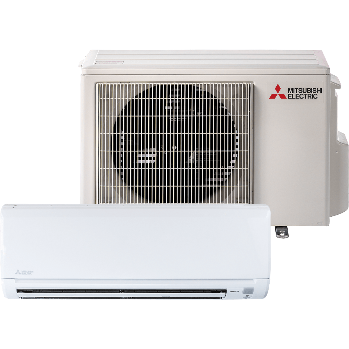 Mitsubishi Mz Hm15na Mini Split Heat Pump Sylvane
