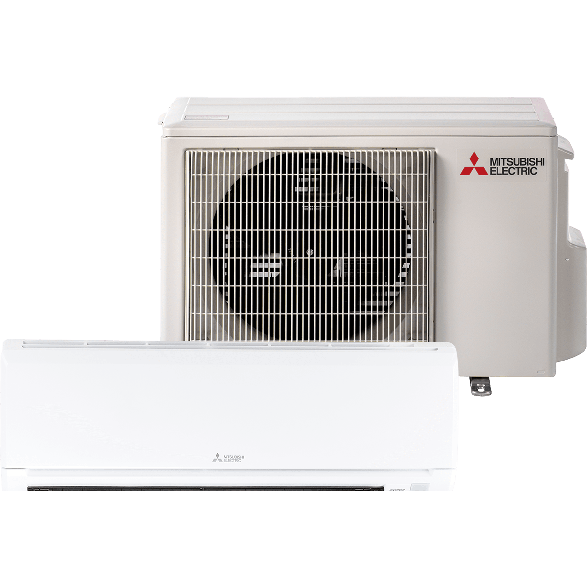 Mitsubishi 12,000 BTU Ductless Mini-Split Heat Pump