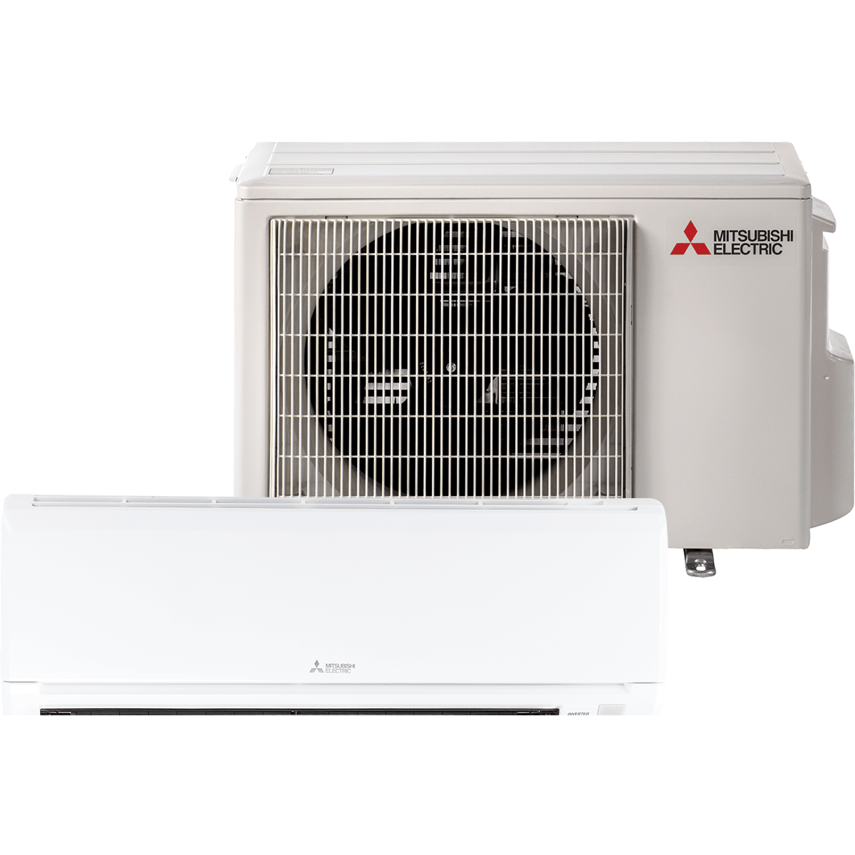 Mitsubishi 12,000 BTU Ductless Mini-Split Heat Pump MZ-GL12NA