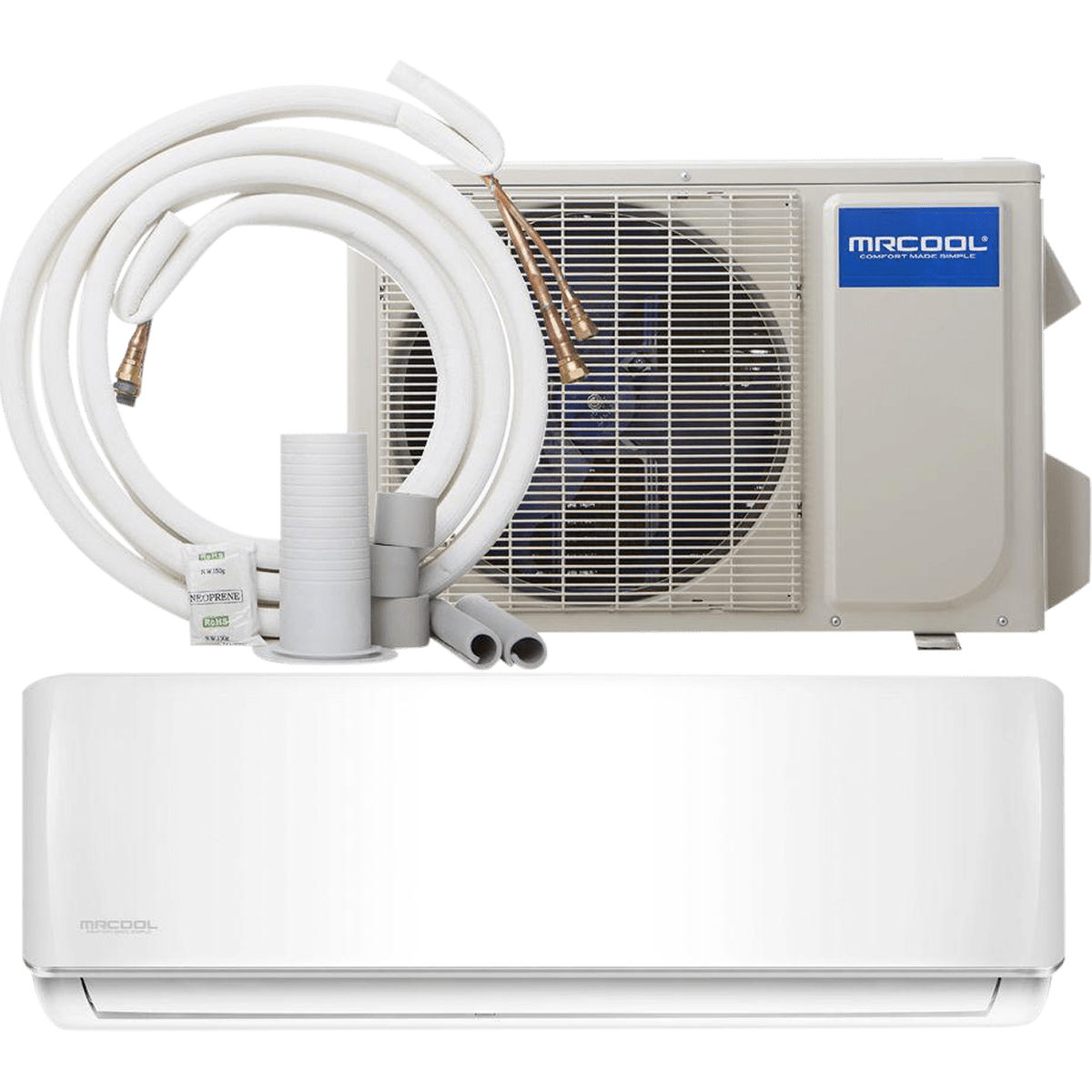 MRCOOL DIY 12,000 BTU 115V Mini Split Heat Pump | Sylvane