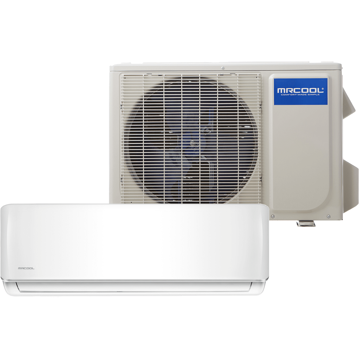 Mrcool Diy 18 000 Btu Mini Split Ac Heat Pump W Smart Controller