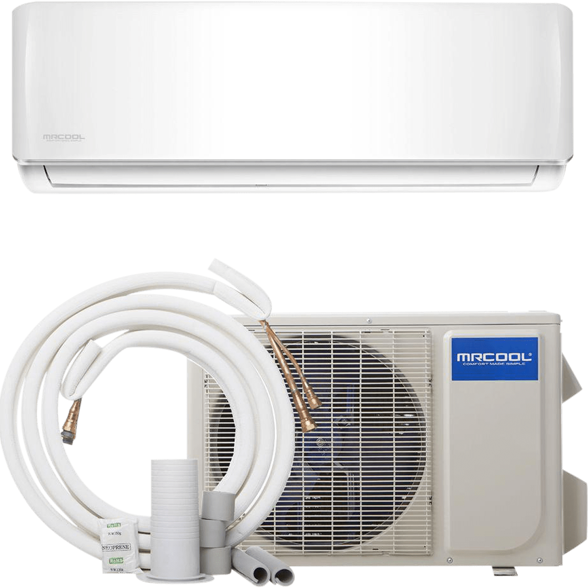 MRCOOL DIY 24,000 BTU 230V Mini Split Heat Pump (DIY-24-HP-230A) mr6119k