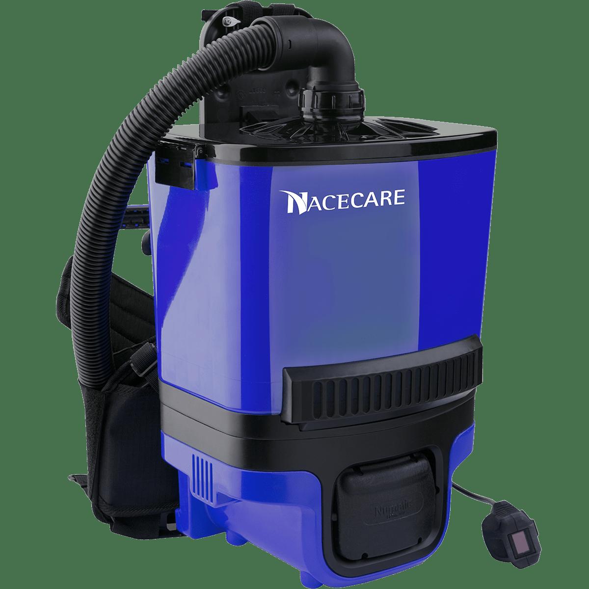 Nacecare Rbv130 Battery Backpack Vacuum Sylvane