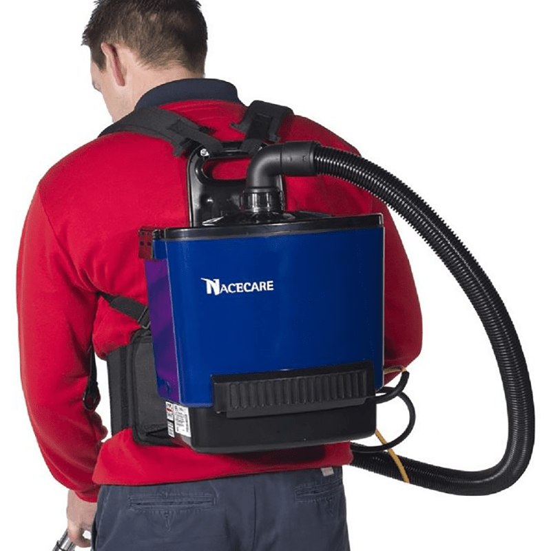 Nacecare Rsv130 Electric Backpack Vacuum Sylvane