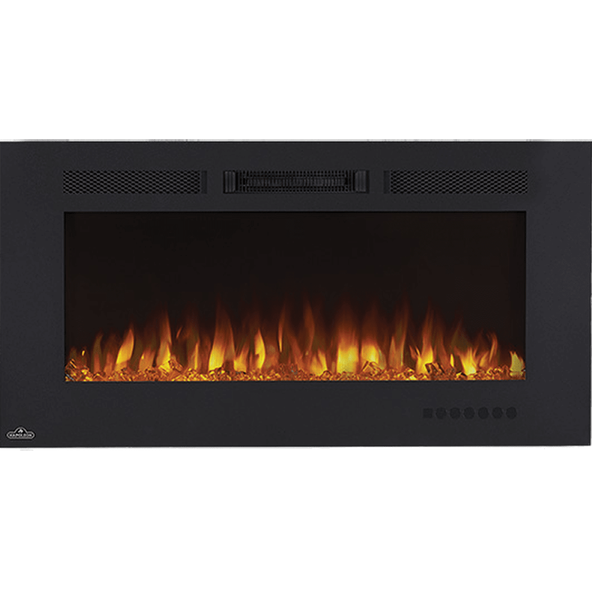 Napoleon Allure Phantom Wall Mount Electric Fireplace Sylvane