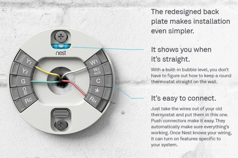 Diagram Nest Thermostat Installation