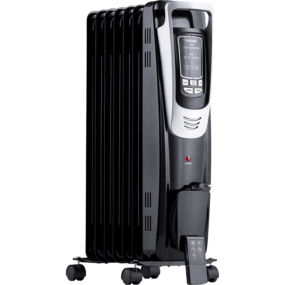 Image of NewAir AH-450B Oil-Filled Radiator Space Heater