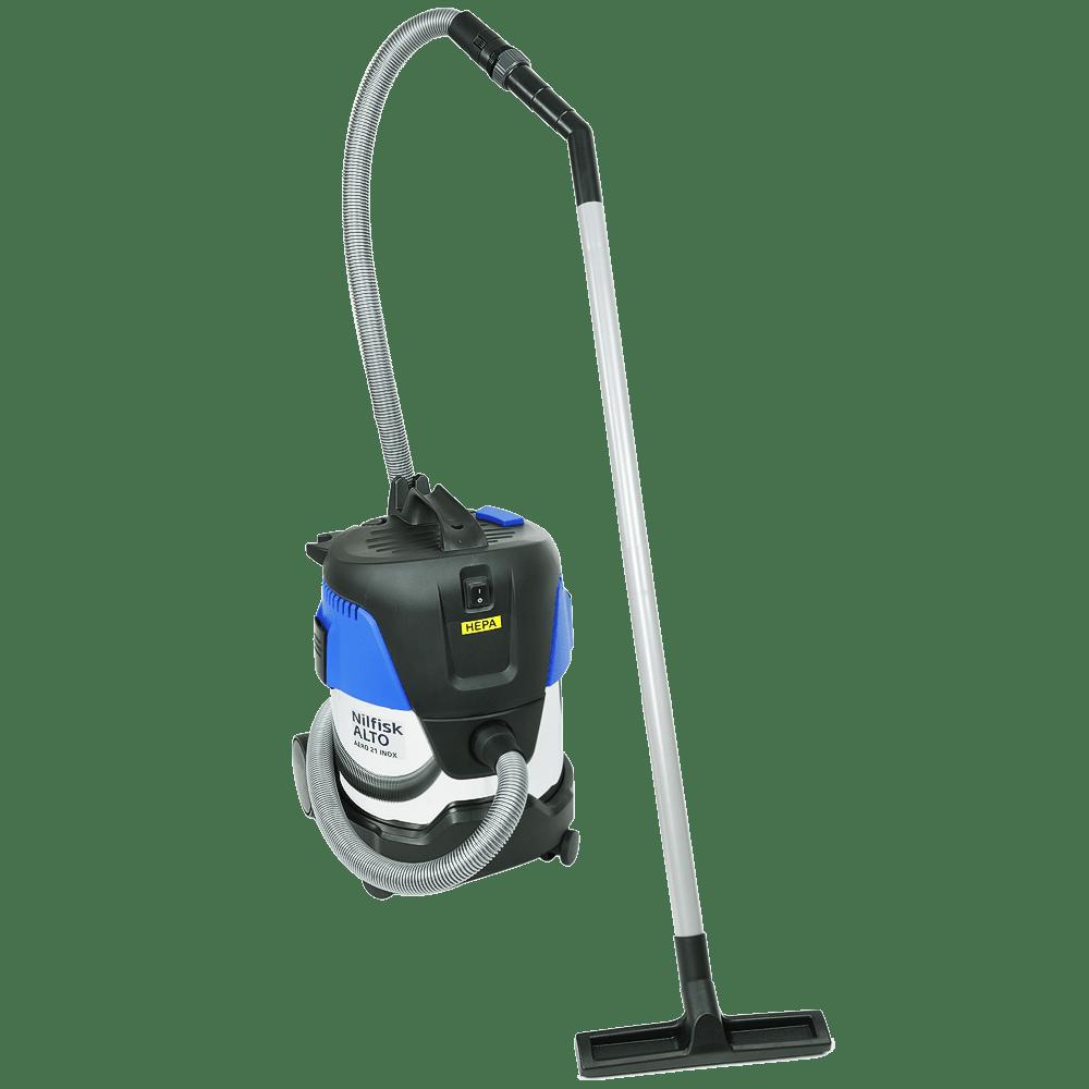 nilfisk aero 21 01 inox vacuum free shipping sylvane. Black Bedroom Furniture Sets. Home Design Ideas