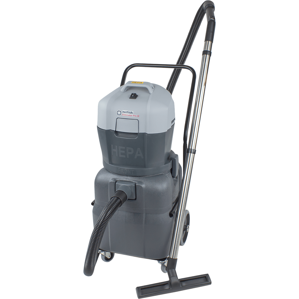 Nilfisk Eliminator Pro Ii Wet Dry Hepa Vacuum Sylvane