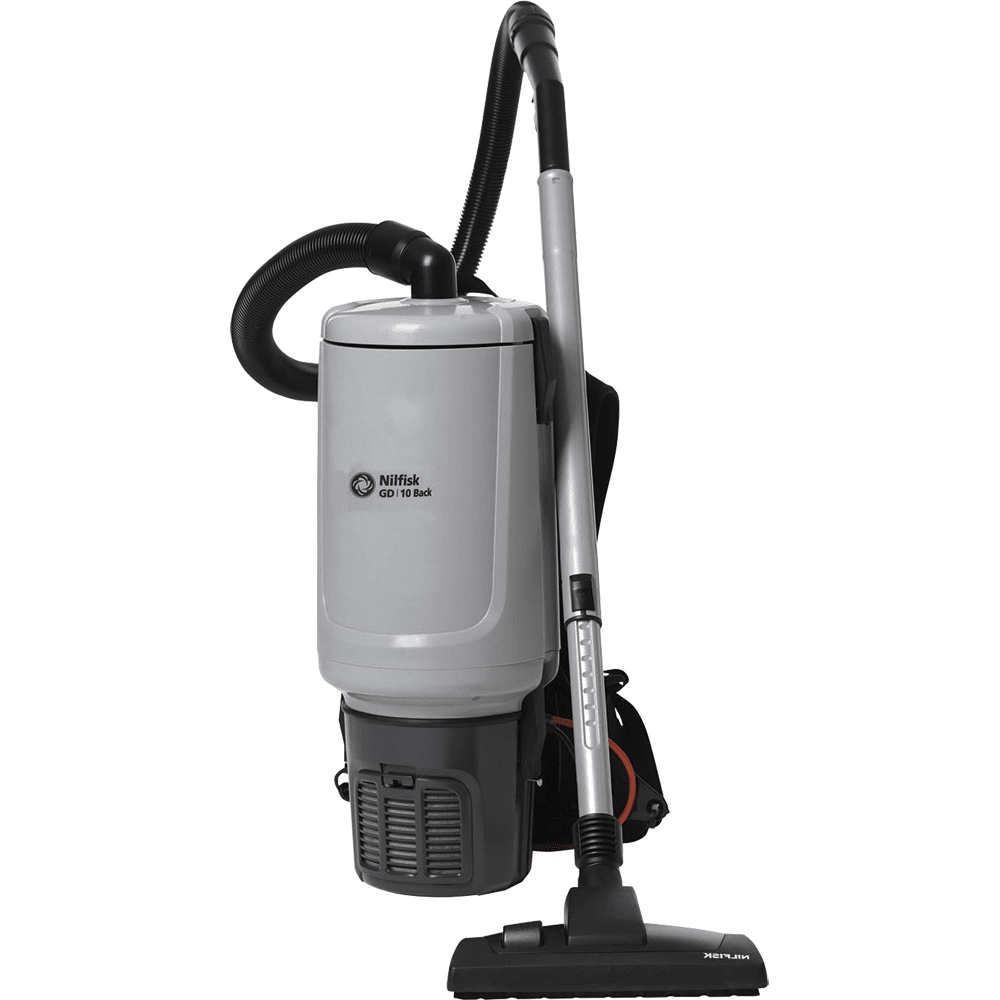 Nilfisk GD10 Backpack Vacuum Cleaner