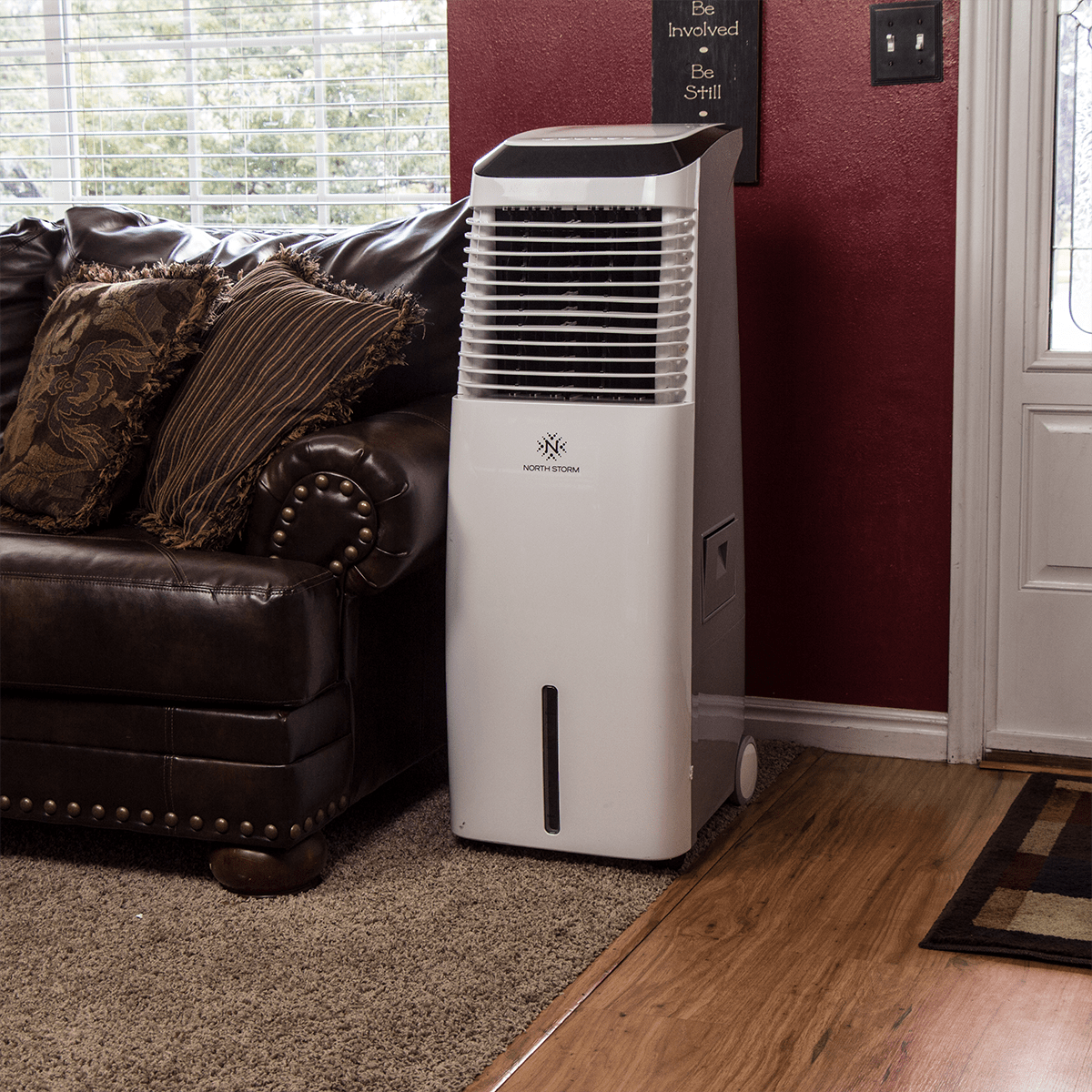 North Storm AIR Wave NS-30L Evaporative Air Cooler with Remote Control