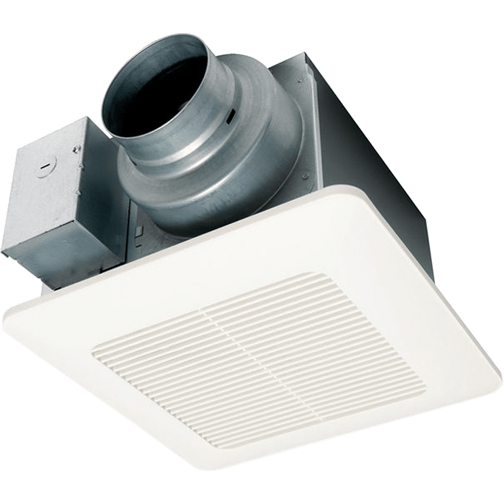 Panasonic whisperceiling dc bath fans sylvane - Panasonic bathroom ventilation fans ...