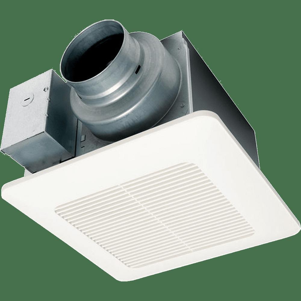 Panasonic whisperceiling dc bath fans sylvane - Panasonic bathroom ventilation fans ...
