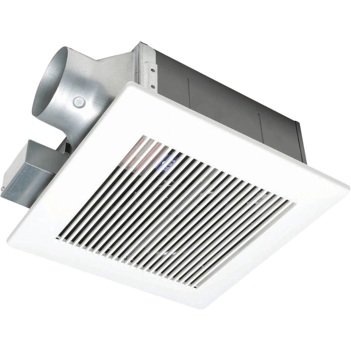 Panasonic WhisperFit EZ Bathroom Fans Sylvane - Panasonic bathroom fan 80 cfm
