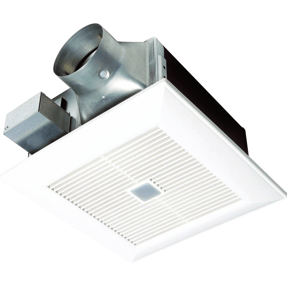 Panasonic WhisperFit EZ Bathroom Fans Sylvane - Panasonic bathroom fan motion sensor
